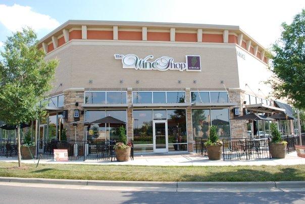 Wine Shop at Rivergate