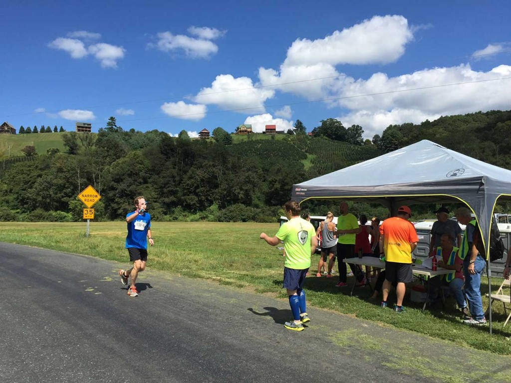 Meet the mountain goat runners of Charlotte