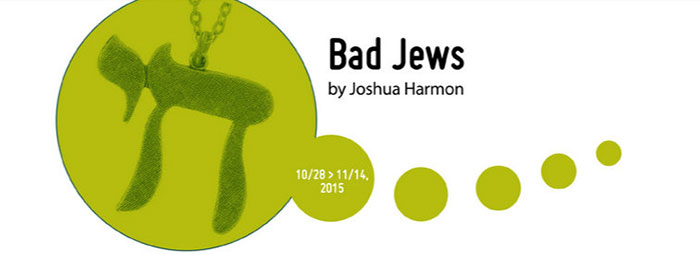 Bad-Jew-play-poster
