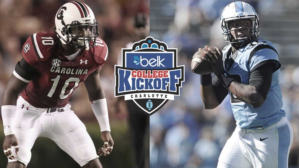 Why you should care about the Belk College Kickoff Game