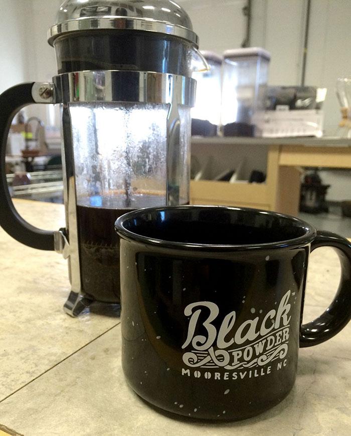 Cup-of-Kenyan-Black-Powder-Coffee
