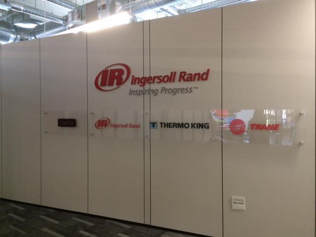 take a walk around ingersoll rand s company headquarters in davidson