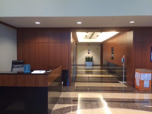 eric mower building lobby