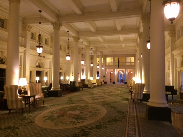 homestead lobby