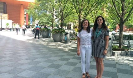 Sisters drop their accounting jobs to open The Daily Details, a...