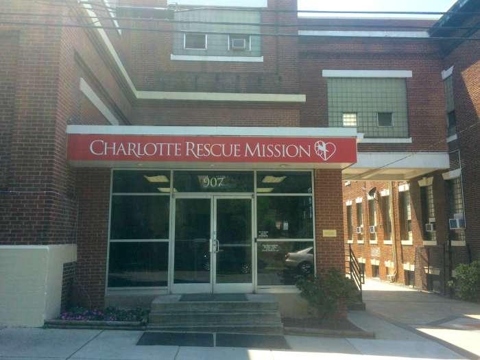 Charlotte Rescue Mission