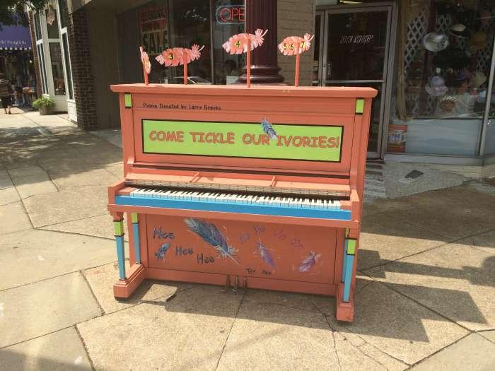 piano Salisbury NC
