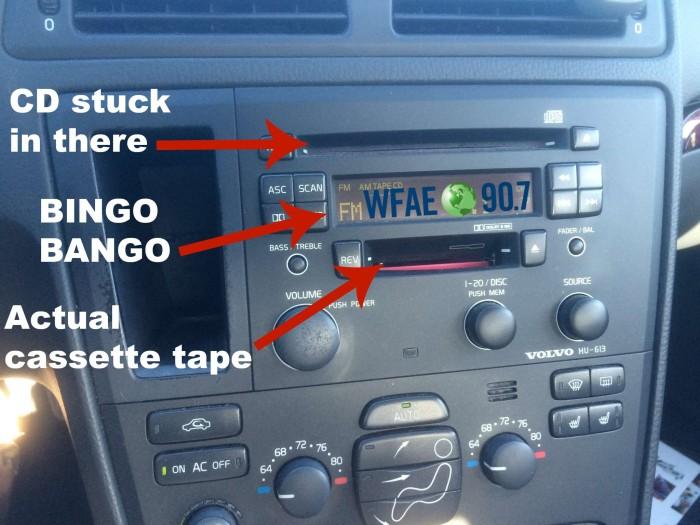 Katie's radio