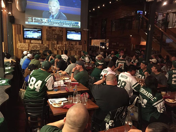 Jets-fans