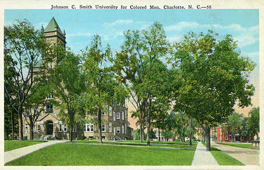 Johnson-C-Smith-1920
