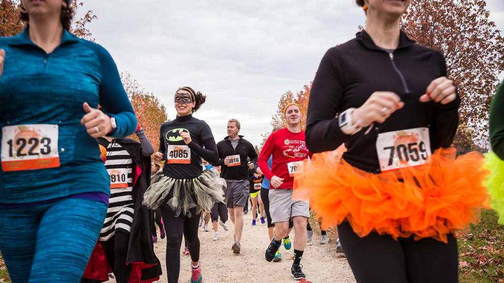 Why you need to sign up for The Great Pumpkin Run right this instant
