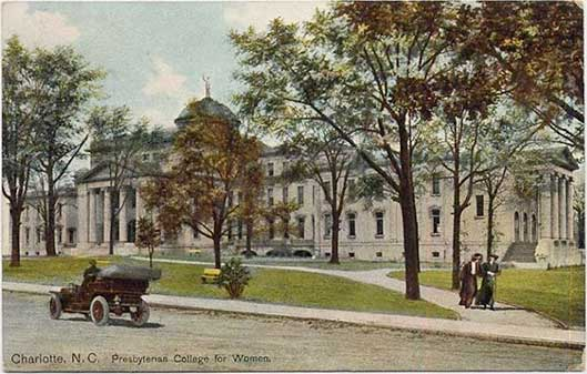 Presbyterian-Women-College-Queens-College-1909