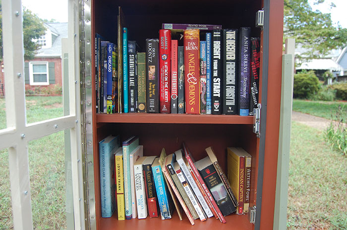 books-inside-little-free-library