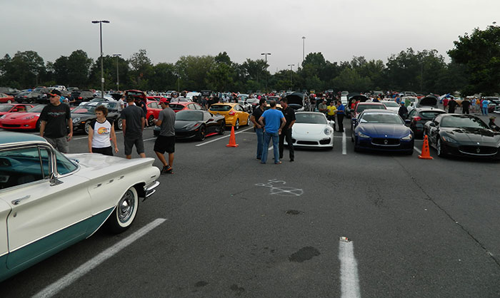 Have You Been To Cars And Coffee If Not Here S What You Re