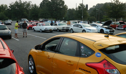 Have you been to Cars and Coffee? If not, here's what...
