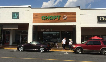 INSIDER: CHOPT plans to open in Park Road Shopping on September 18th. Go inside (10 photos).