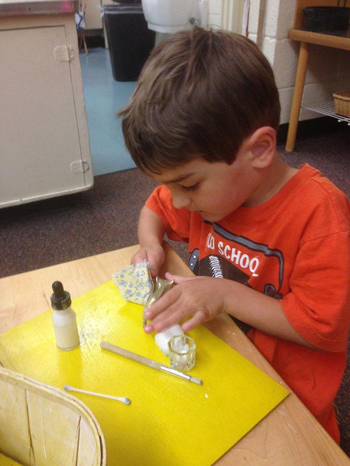 crafts-at-montessori-school