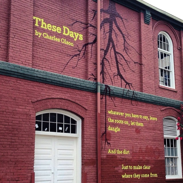 Dixie's Wall Poem