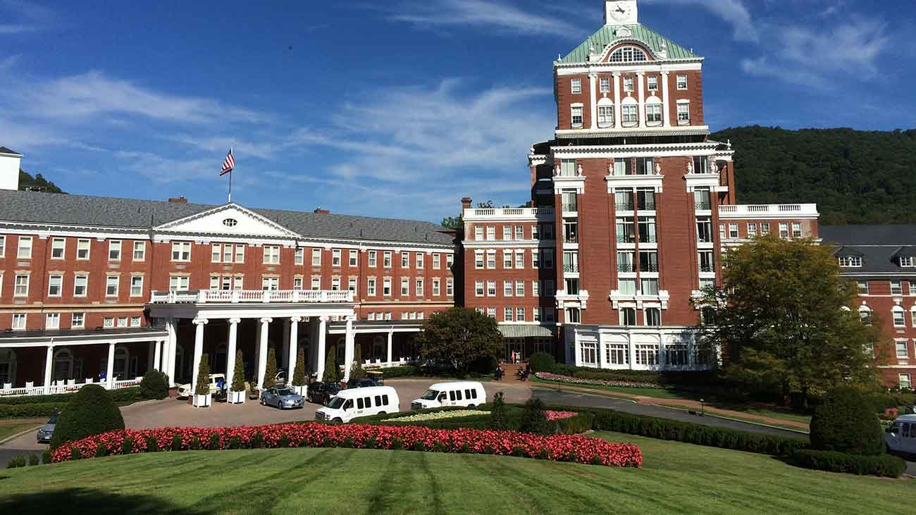 Travel Review: Grading The Omni Homestead in Warm Springs, Va.