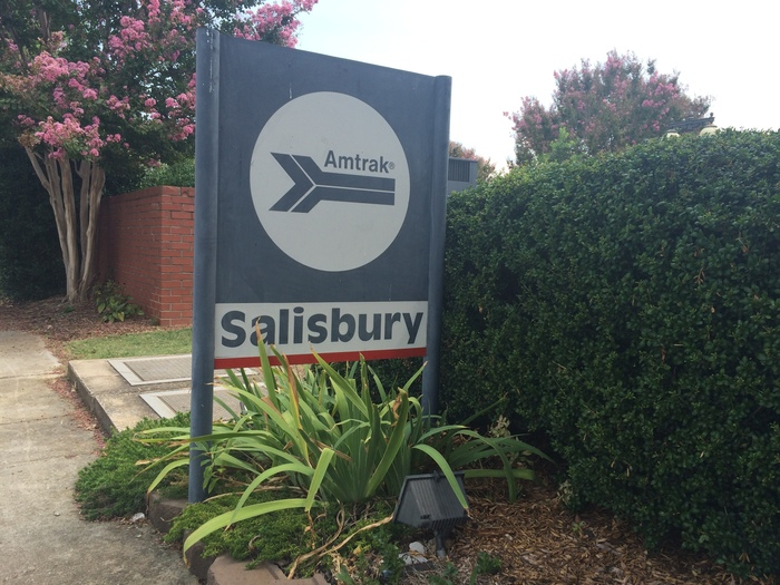 Salisbury Amtrak