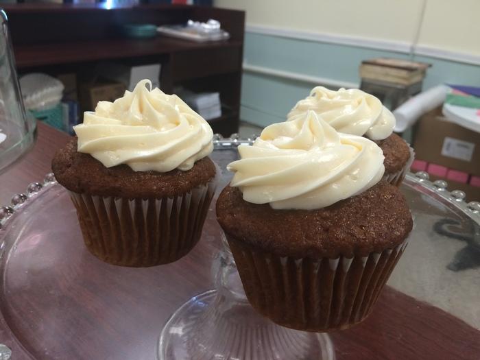 Isjay's cupcakes