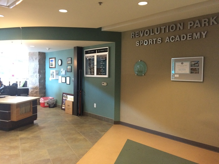 Revolution Sports Academy