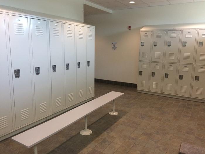 Revolution lockers