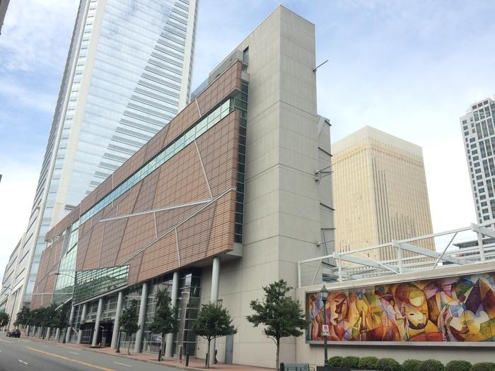 Gantt Center Charlotte