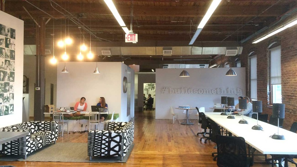 Who's going to be the first to bring coworking to south Charlotte? Here's one possibility