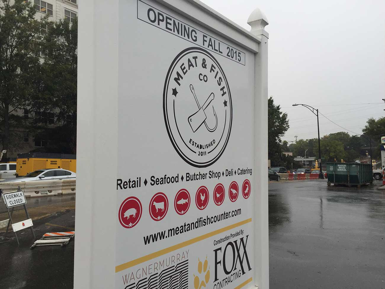Meat & Fish Co. retail + deli coming to Morehead Street