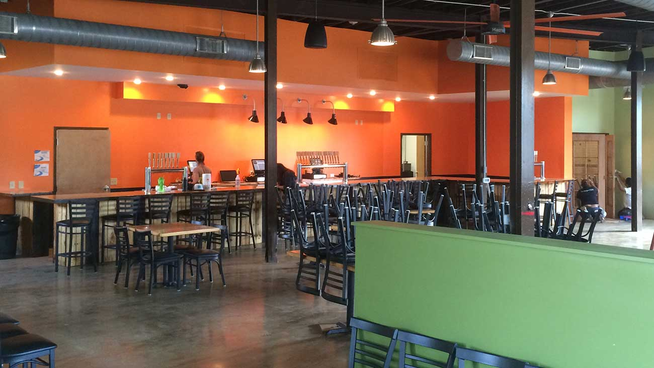 User's guide to opening night at NoDa Brewing's new location – NoDa North End