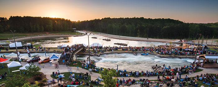 whitewater center charlotte
