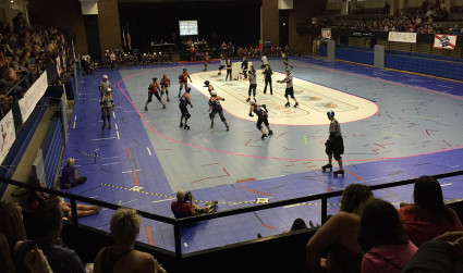5 things to know about the Charlotte Roller Girls and roller...