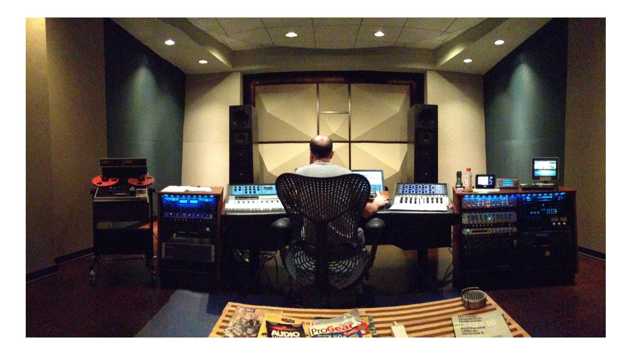 Charlotte's Studio B masters the changing music scene