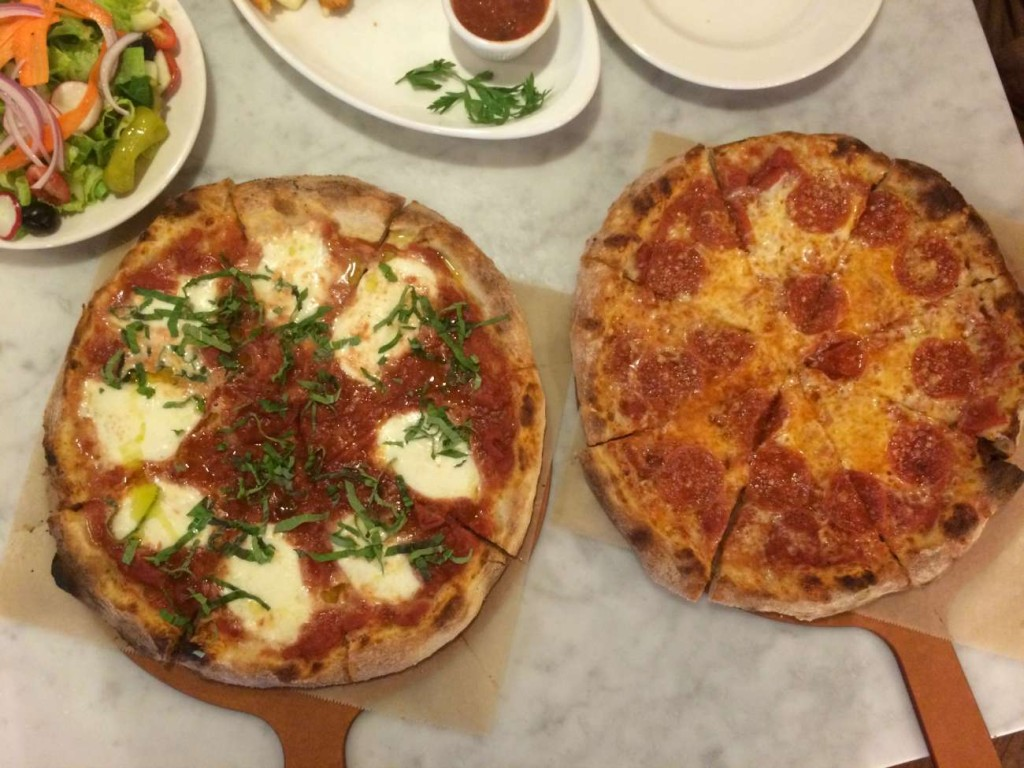 When all else fails, True Crafted Pizza is the only option