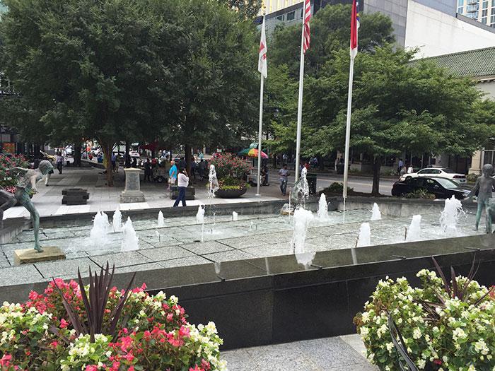 wells-plaza-fountain