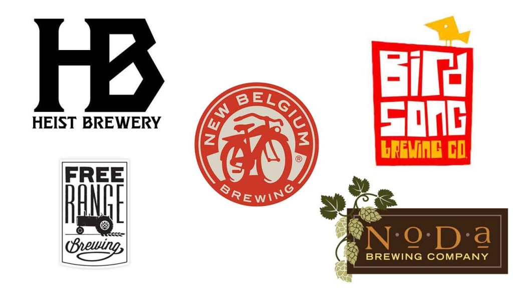 It's always better when we're together; New Belgium teams with all NoDa-area breweries for mega-collab