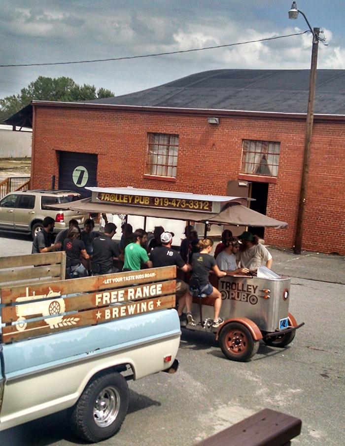 Trolley-Pub-Charlotte