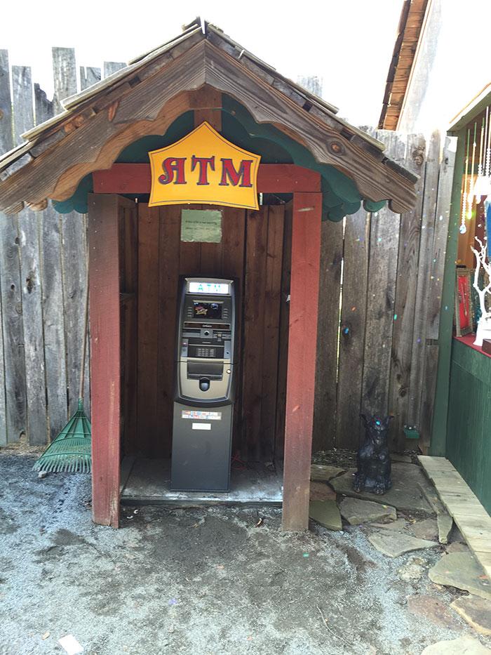 Renaissance Festival ATM