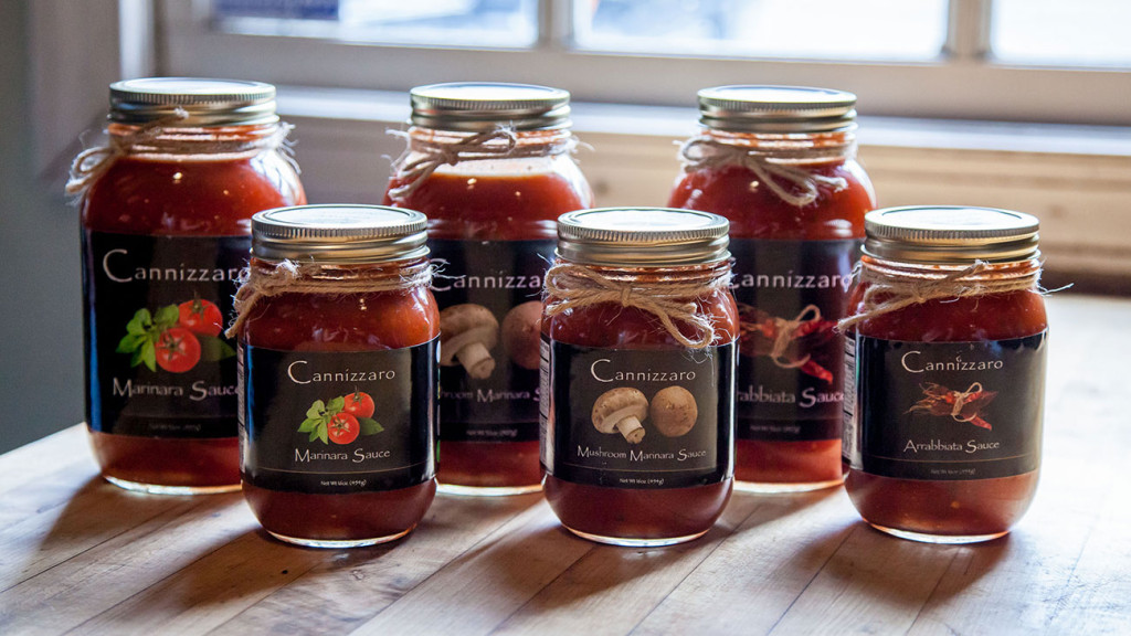 Locally made tomato sauce to rival your Italian grandmother's (don't tell Nonna)