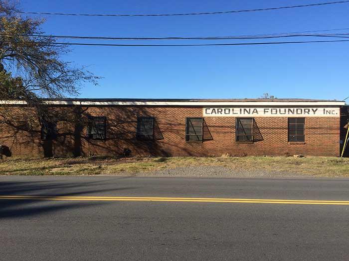 Carolina-Foundry-building