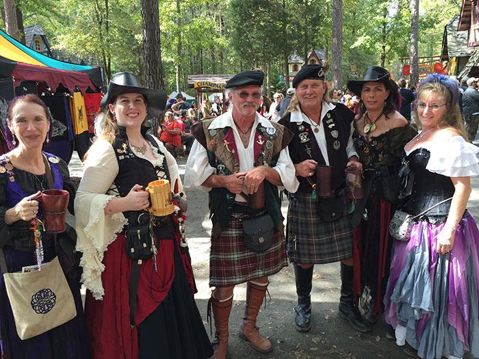 Group-Dressed-at-Renaissance-Festival