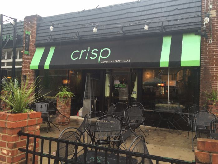 Crisp Charlotte