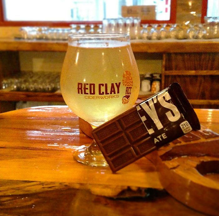 Red-Clay-+-Hershey's