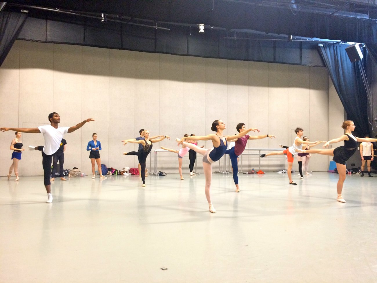 From costumes to choreography: Behind the scenes at Charlotte Ballet