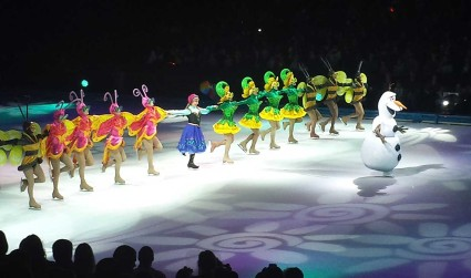 Dad Review: Disney on Ice at Time Warner Cable Arena