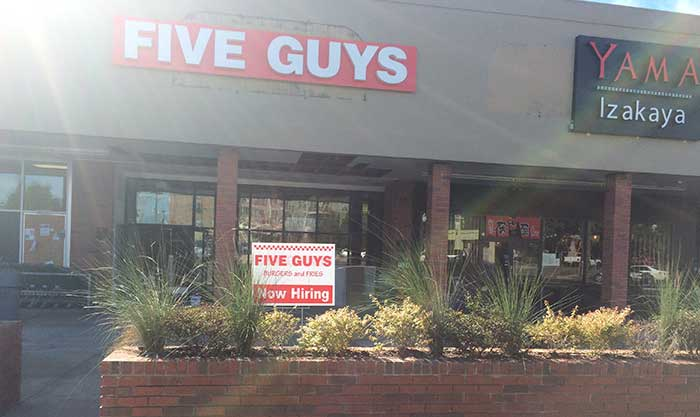 five-guys-in-plaza-midwood-charlotte