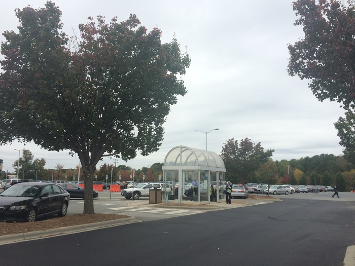 Charlotte airport parking