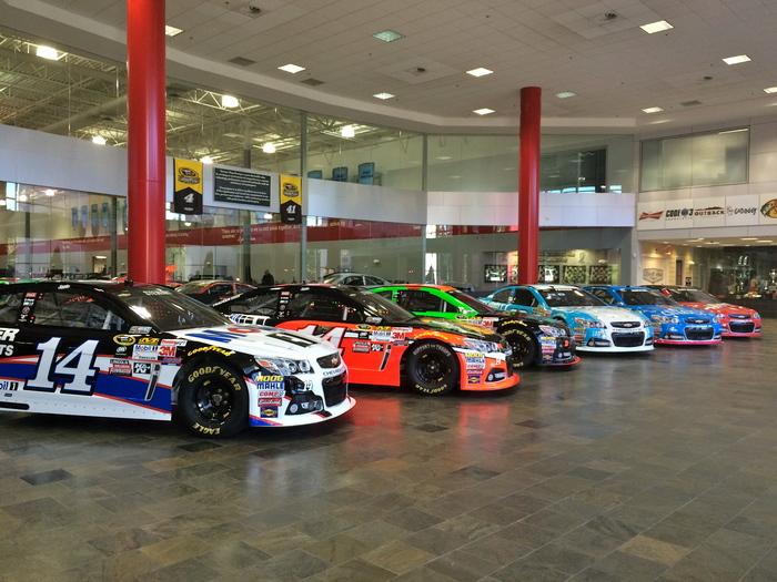 Stewart Haas Racing