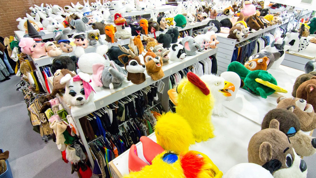 The 50-year history of Morris Costumes: An original Charlotte startup story